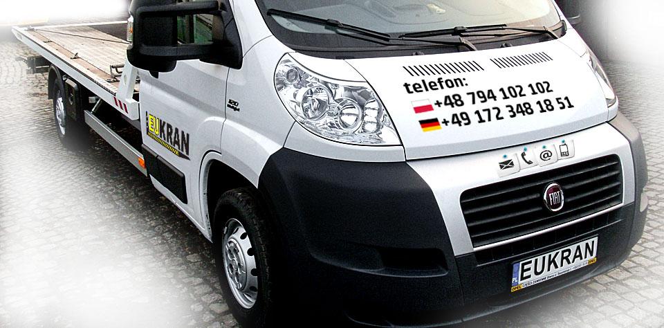 Wychodząc naprzeciw oczekiwaniom naszych klientów zza zachodniej granicy uruchomiliśmy telefoniczny kontakt konsultacyjno - handlowy w języku niemieckim. Serdecznie zapraszamy do kontaktu z naszym przedstawicielem.<br><br> <b>  Ansprechpartner für Deutschland  - Thomas: +49 172 348 18 51</b>